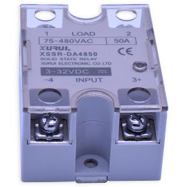 Solid state relais 50 Amp