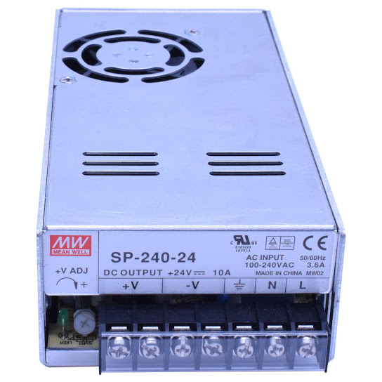 Led driver 230V/24V - SP240 - 24 / 240Watt