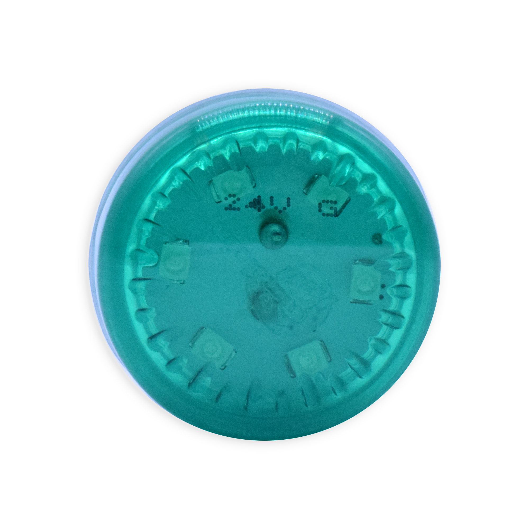 Cabochon 360S 32mm groen