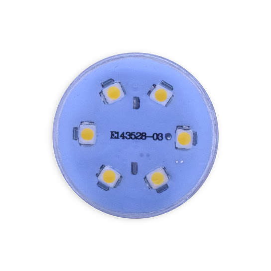 E14 Multi LED light 230Volt/2,3W groen